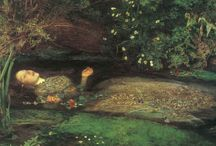 Millais/  Waterhouse / Gorward