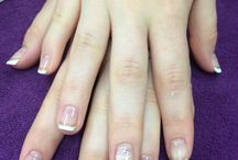 French ongle beauté beautiful good / Ongle en gel / beauté / femme / beautiful / extension / motif / institut