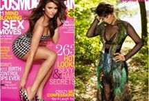Magazine covers and photoshoots!