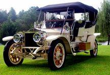 Antiques cars