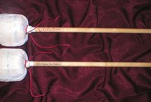 VistaPan Mallets / VistaPan #Mallets VistaPan offers a variety of mallets to suit the specific taste of each individual player.