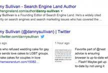 Zmiany w Google / Piny poświęcone wszelkim zmianom w wyszukiwarce Google oraz firmie Google Inc.