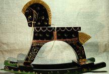 Knutsel Paardjes