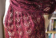 Kanten sjaal