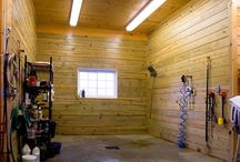 Wash Stalls / B&D Builders can build a wash stall as simple or complex as you desire. Check out our project gallery at www.custombarnbuilding.com!
