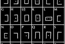 Alfabet - letters