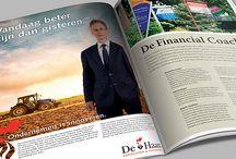 De Haan Advocaten & Notarissen / De Haan zet de standaard. De Haan Advocaten & Notarissen. Officieel de grootste juridische dienstverlener van de Noordelijke provincies. En landelijk in de top-drie qua klanttevredenheid. De afgelopen jaren is het bedrijf sterk gegroeid. De Haan is de nieuwe standaard in juridische dienstverlening. Deze boodschap draagt Dizain (www.dizain.nl) uit in een nieuwe advertentiereeks, een website en een relatiemagazine.