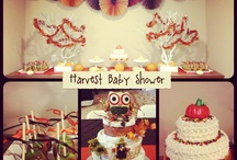 Kortney Showerman's Baby Shower / Harvest baby shower
