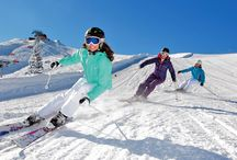 Skiing / For Skiers