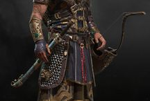 Mongol/Stepp warrior