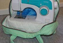 bolso para maquina coser