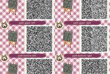 QR code acnl Paterne Japonais