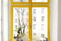 Rebords de fenêtre