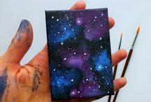 mini canvas ideas