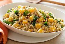 Veggie Grain Salads