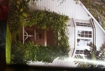Home sweet home: side entrance