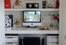 Work spaces for small places