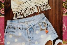 biquinis crochet