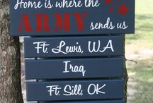 U.S Army / by Becky Steinfeldt