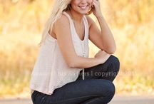 girl senior pictures