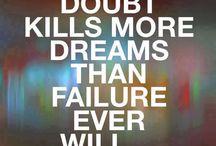 Marla Fiji -Self Motivation-Doubt Kills