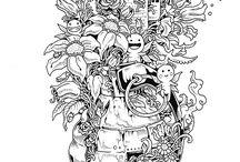 Doodle / https://www.facebook.com/Les-colos-de-kiki-780034588779254/