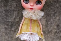 Doll Clothing Shops / Direct links to doll clothing shops. Blythe, Pullip, and others.