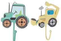 Children's Nursery Hooks