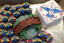 Scouts / Cakes, desserts, and dishes for Boy & Girl Scouts!