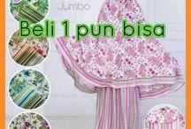 Stuff to buy Mukena Bali Solo