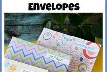 Envelopes printable envelopes