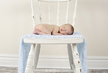 Newborn Picture Ideas / by Lindsi Hanchey