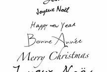 Voeux Noel