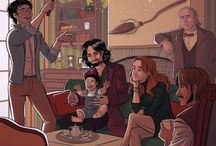 Marauders, Lily and the Order of Phoenix