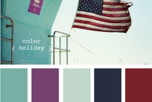 Color Pallets / Design