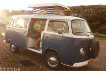 Camper in the Spotlights / The most amazing campervans on our platform!