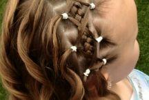 Küçük Kız Saçı