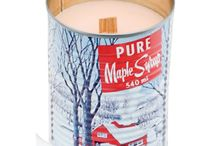 Maple Candles at Dream Weaver