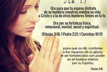 Esposa que ora