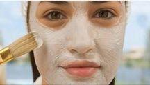 limpeza do rosto