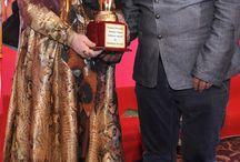Shahnaz Husain bags the 'Woman Super Achiever Award'