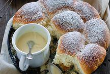 Karnas süßes Brot, Hefeteig und Gebäck