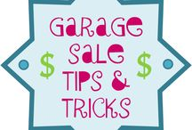 Garage Sale Tips / by Lacy Callaway