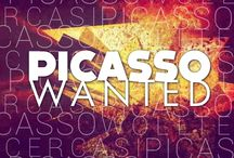 """""""PICASSO"""" Wanted!  / We costantly looking for innovative and emotional new young and non-famous artist, like Picasso, for Art and painting. This is Moma Voice."""