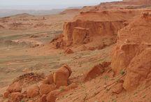 Self-travelling Mongolia