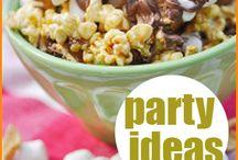Party Ideas / by Deanna Portilles