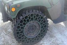 Airless Tires | Rims | Tracks