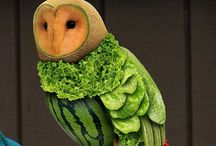 Creative Display Food / by Robyn DeYoung