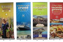 Banner Stands / Need a banner stand for an event or trade show?