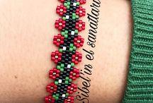 Delica bracelet